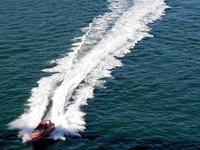 Boat Wake 4
