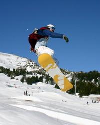 Snowboarder 2