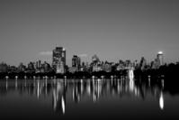 Central Park B&W 1
