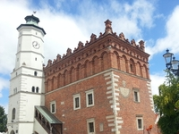 Sandomierz - town hall