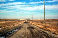 Dusty Road To the Horizon