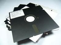 Old Floppy 5 1/4