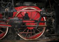 Steamtrain Locomotive Detail