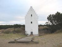 Sand Church 3