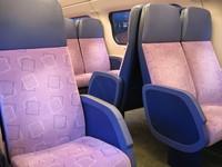 Dutch train interior 2
