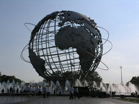 World Globe 1
