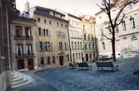 Cobblestone Courtyard