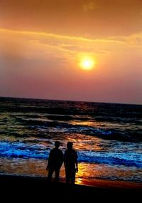Beach friends 3