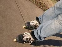 Sidewalk Skatin
