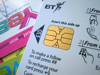 Phone card 1
