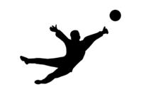 Goalkeeper from football 4