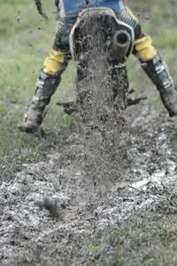 Motorbike Mud Spray 2
