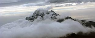 Mawenzi massif