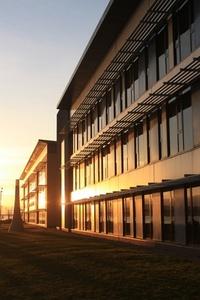Modern office building 2