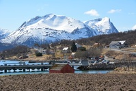 Norwegian coastal landscape 8