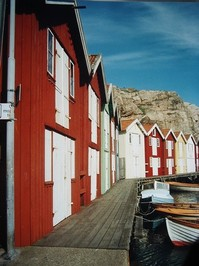 Colourful Sweden