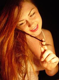 Redheaded Girl 1