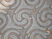 Engraved Rock Design