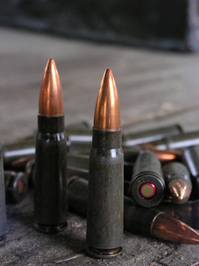 7,62 bullets