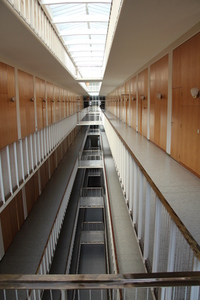 Staircase @ Aarhus Cityhall