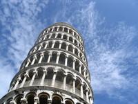 Blue Skies in Pisa 1