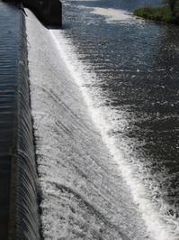 Dam at Black Rapids, Rideau River 1