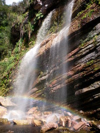Capivari Waterfall 1