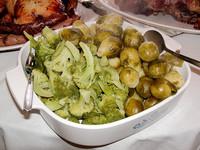 Boiled veges
