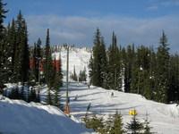 Big White Ski Hill