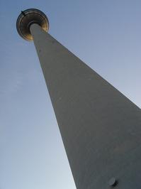 Fernsehturm, TV tower Berlin