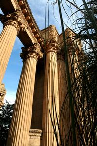 Palace of Fine Arts-San Francisco 1