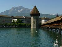 Chapel bridge Luzern