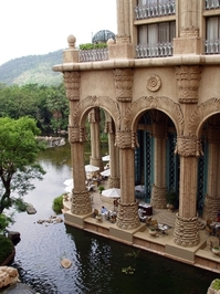 The Palace at the Lost City