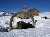 Snow Fountain