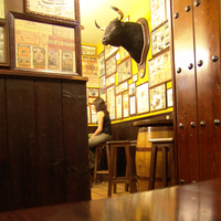 bull fight restaurant
