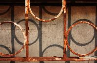 Rusty crate