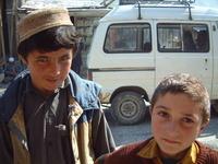 Chitrali kids
