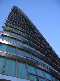 Skyscraper, Docklands