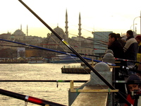 Turkey - Gelata Bridge