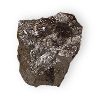 Zinkenite with sphalerite