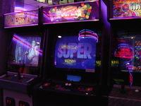 arcade cabnets