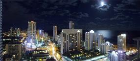 Gold Coast Queensland Panorama