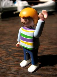 Playmobil play mobe ill