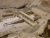 tempel of hatsepsut