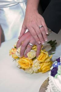 Bride & Groom Rings 1