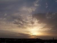 Tunisian sky 2