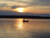sunset FISHER - Poland