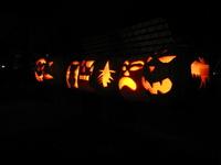 Halloween pumpkins#1
