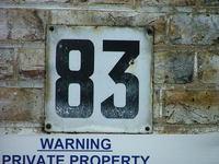 Number 83