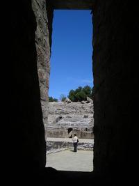 Anfiteatro - Ruinas romanas de